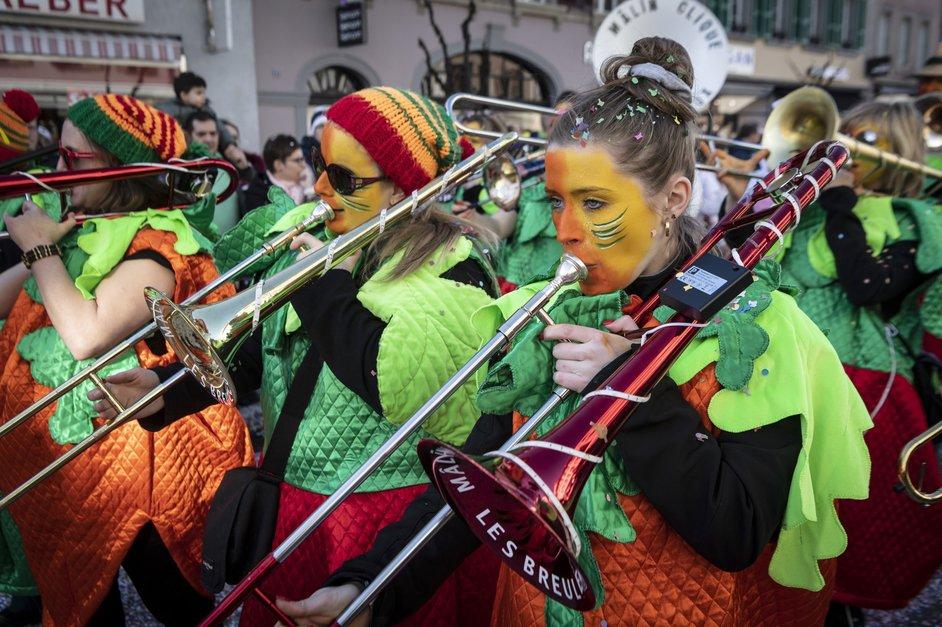 Carnaval de Bulle 2020