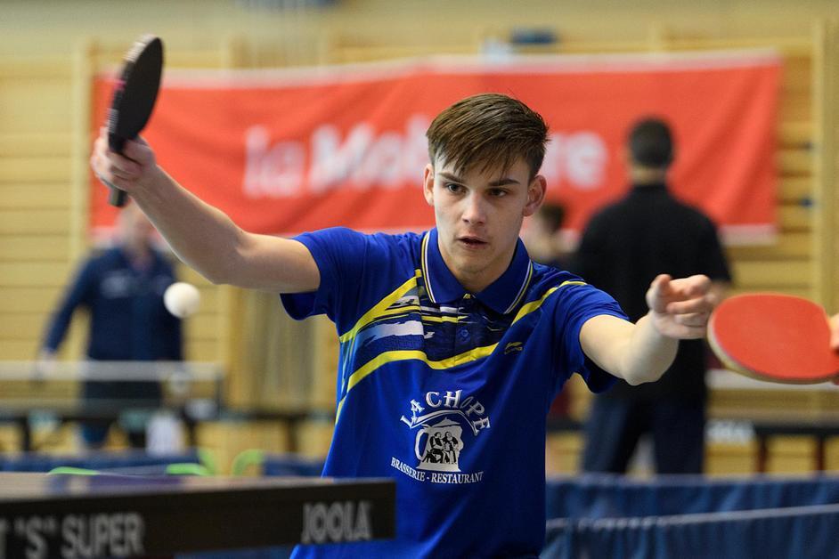 Championnats fribourgeois de tennis de table