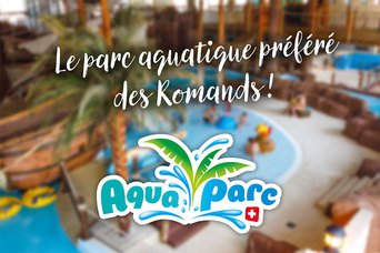 [CONCOURS LECTEURS] Gagnez 15 x 1 entrée famille à Aquaparc