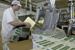 Du beurre importé au pays du lait