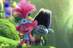 """Succès des """"Trolls 2"""" en streaming, les salles de cinéma inquiètes"""