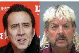 """Nicolas Cage jouera dans """"Tiger King"""", une série télévisée"""