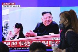 """""""Message verbal"""" de Kim Jong-un au président chinois"""