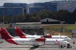 La compagnie aérienne Avianca poussée à la faillite par le Covid-19