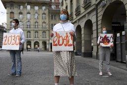 Une motion populaire pour le climat a été déposée