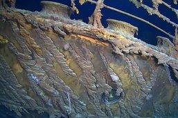 Récupération du télégraphe du Titanic autorisée par la justice