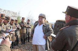 """La Corée du Nord veut renforcer sa """"dissuasion nucléaire"""""""