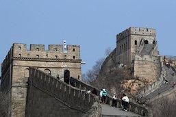 Portion oubliée de la Grande Muraille de Chine révélée en Mongolie