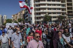 3e jour de manifestations contre le pouvoir, dizaines de blessés