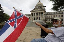 Le Mississippi va retirer l'emblème confédéré de son drapeau