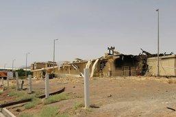 """Dégâts importants dus à l'""""accident"""" au centre nucléaire de Natanz"""