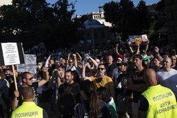 Milliers de Bulgares de nouveau dans la rue contre le gouvernement