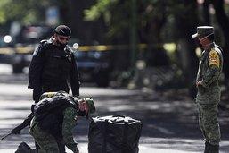 Mexico analyse une vidéo de paramilitaires d'un puissant cartel