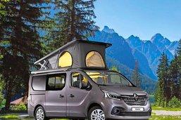 Renault Suisse s'attaque aux camping-vans