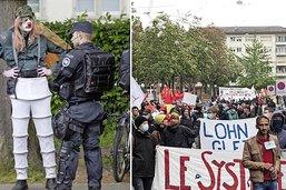 Pas de manifestants à Zurich, mais Bâle laisse la foule défiler