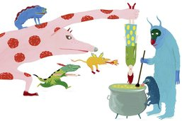 Albertine, trait mutin