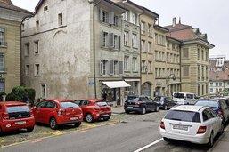 La rue Pierre-Aeby bientôt revue