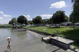 Le lac de Morat, aimant à touristes