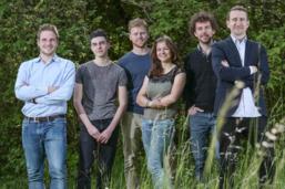 Une start-up de Marly remporte le prix William de Vigier