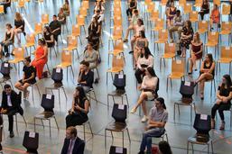 Remise des diplômes au Collège du Sud