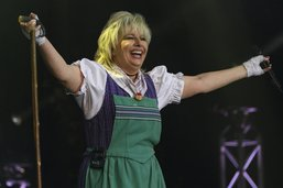 Carole Rich maintient ses spectacles à Moléson