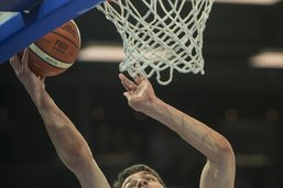 Arnaud Cotture de retour au Fribourg Olympic