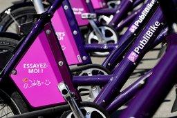 Les vélos en libre-service décollent