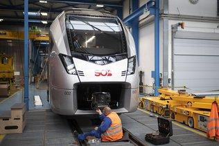 Stadler livrera quatre trams-trains supplémentaires en Hongrie