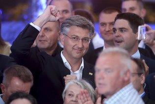 Les conservateurs croates revendiquent la victoire aux législatives