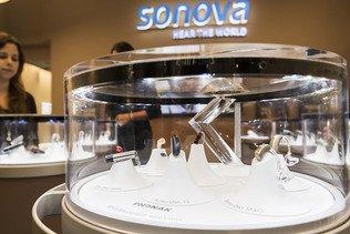 Sonova s'attend à un recul des ventes, impact sur l'emploi