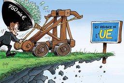 Macron tient son plan de relance européen à 750 milliards