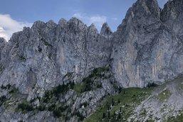 Un grimpeur se tue aux Gastlosen