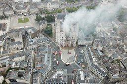 Cathédrale de Nantes: le bénévole passe aux aveux