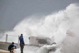 La tempête Isaias balaie la côte est américaine