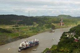 Affecté par le réchauffement, le Canal de Panama cherche de l'eau