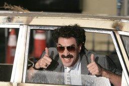 """Une suite de """"Borat"""" bientôt diffusée sur Amazon Prime"""