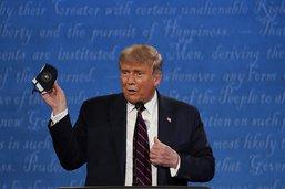 Atteint du Covid-19, Trump a été admis à l'hôpital