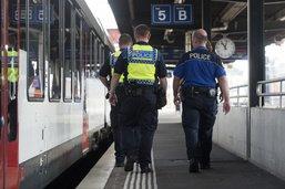 Deux passagers agressés dans un train à Chénens