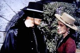Zorro portait le masque autrement