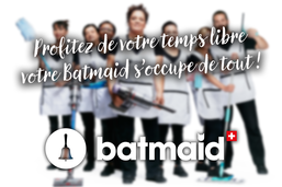 [CONCOURS LECTEURS] Gagnez 1 an de ménage avec Batmaid