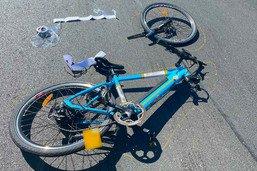 Un cycliste blessé dans une collision à Posieux