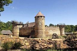 Construire un château comme à l'époque