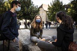 Rentrée masquée à Saint-Michel
