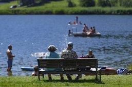 Au lac Noir, le tourisme se veut doux
