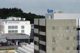 Vifor obtient son permis de construire à Villars-sur-Glâne