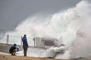 La tempête Isaias remonte la côte est américaine