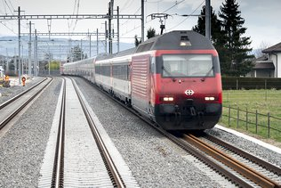 Fort impact de la pandémie sur le transport ferroviaire