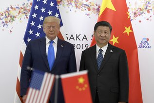 Pékin souhaite que Trump perde, la Russie vise Biden