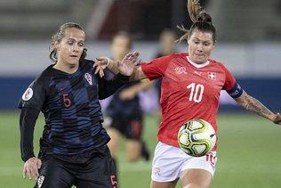 Les Suissesses perdent deux points en Croatie