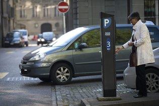 Fribourg vice-championne romande de la cherté des parkings